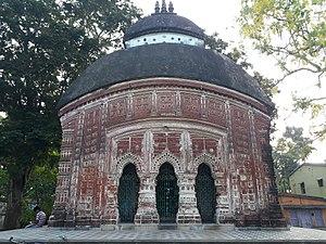 Rajbalhat - Radhakantajiu Temple, Rajbalhat