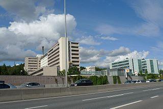 Oslo University Hospital, Radiumhospitalet Hospital in Montebello, Norway