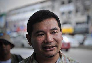 Malaysian politician