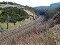 Railway Cutting Near Beattock Summit - geograph.org.uk - 375611.jpg