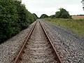 Railway Line to Royston from Walton - geograph.org.uk - 493315.jpg