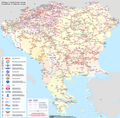 Railway map of South East Europe.png