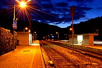 Railway station Puchenau-West (DFdB).JPG