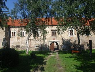 Borša - Rakóczi castle of Borsa
