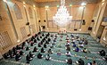 Ramadan 1439 AH, Qur'an reading at Imam Hasan Mosque, Kish - 30 May 2018 07.jpg