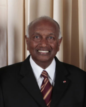 Vice President of Suriname