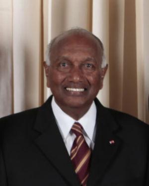 Vice President of Suriname - Image: Ramdien Sardjoe
