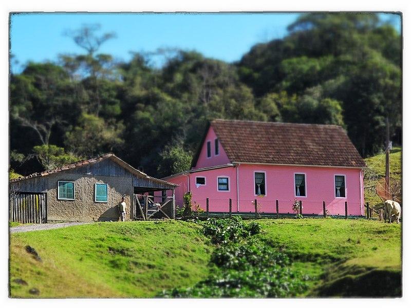 Cidades rurais perto de Florianópolis