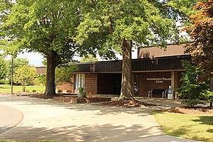 Randolph Community College - Image: Randolph CC