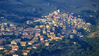 Rapolla Comune in Basilicata, Italy