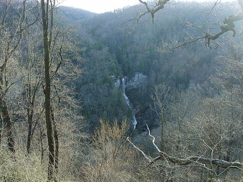 File:Raven Cliff Falls.jpg
