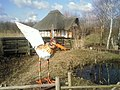 Ready for take off at the London Wetland Centre - geograph.org.uk - 1918714.jpg
