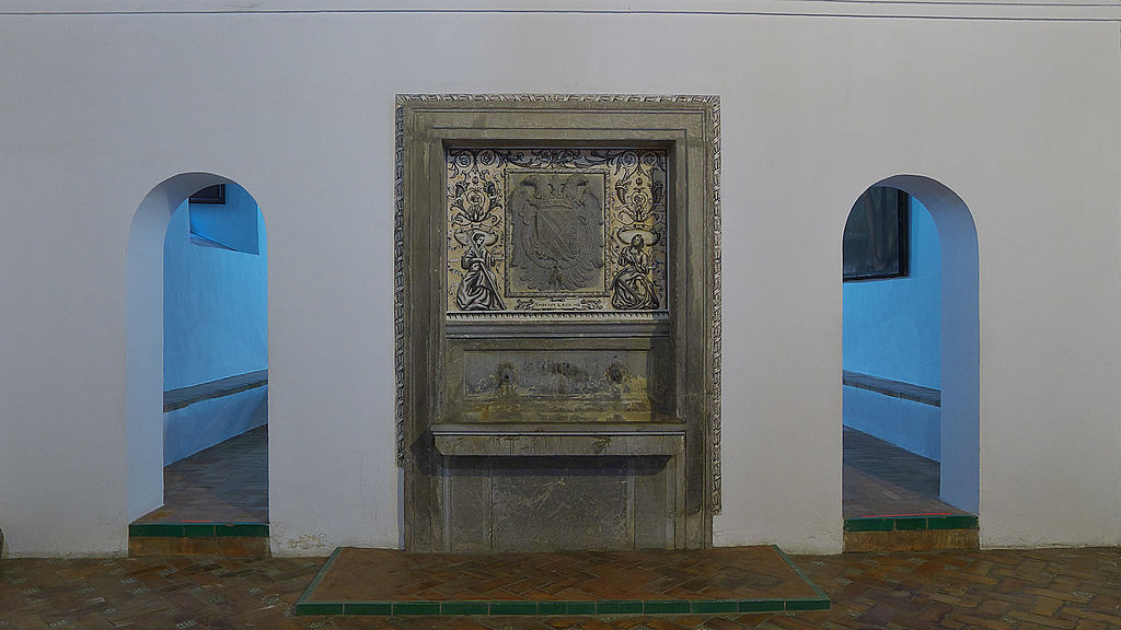 "Real Monasterio de San Jerónimo (Granada). Sala ""de Profundis"".jpg"