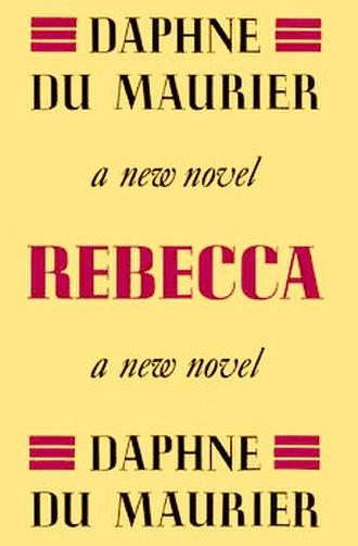 Rebecca (novel) - First edition