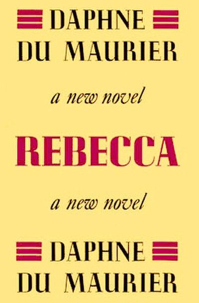 Picture of a book: Rebecca