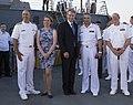 Reception with Ambassador Pyatt Aboard USS ROSS, July 24, 2016 (28550908726).jpg