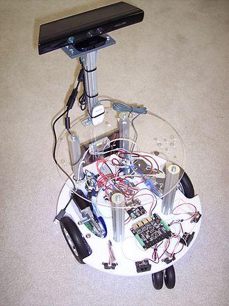 Microsoft Robotics Developer Studio - Example of a Reference Platform Robot