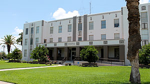 Refugio County, Texas - Refugio County Medical Center (2014)