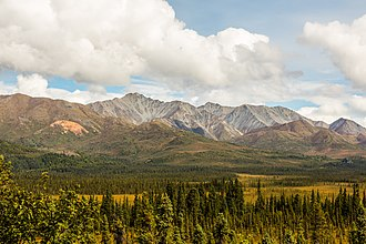 Tetlin National Wildlife Refuge - Image: Refugio Nacional de Vida Silvestre Tetlin, Alaska, Estados Unidos, 2017 08 24, DD 32