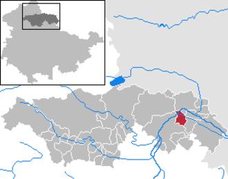 Reinsdorf, Thuringia - Image: Reinsdorf in KYF