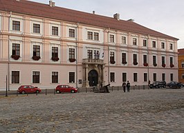 Palace of Slavonian General Command