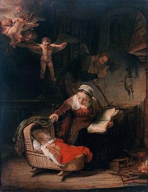 1645 in art - Image: Rembrandt Harmensz. van Rijn 058