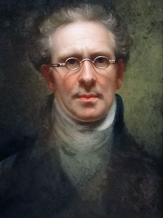 Rembrandt Peale - Rembrandt Peale, Self-portrait, 1828, Detroit Institute of Arts