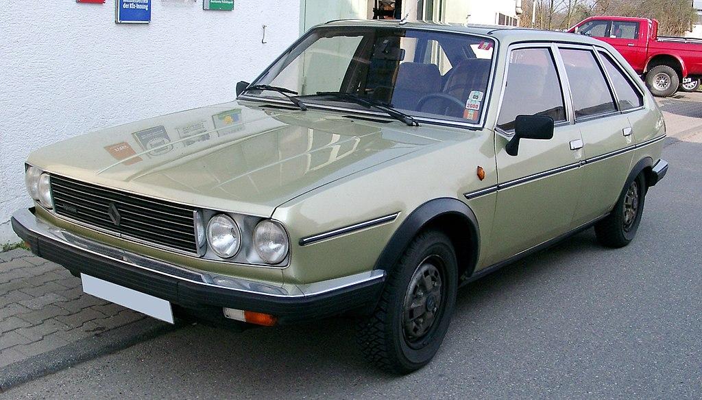 Fotos del Renault 30 - Zcoches