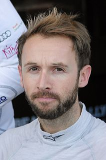 racing driver for Audi in the World Endurance Championship