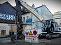 "Rennes - La destruction de l'îlot ""Chat qui Pêche"" - Octobre 2013 - 03.jpg"