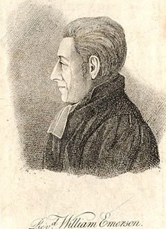 Rev. William Emerson (Polyanthos, May 1812)