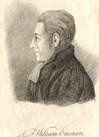 William Emerson (minister) - Rev. William Emerson (published in Polyanthos 1812