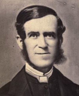 John Geddie (missionary) - Rev. John Giddie – South Sea missionary