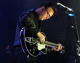 Richard Hawley, oktober 2012