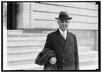 Richard B. Mellon - Mellon in 1924