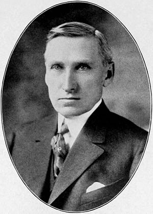Richard Elihu Sloan - Governor Richard E. Sloan