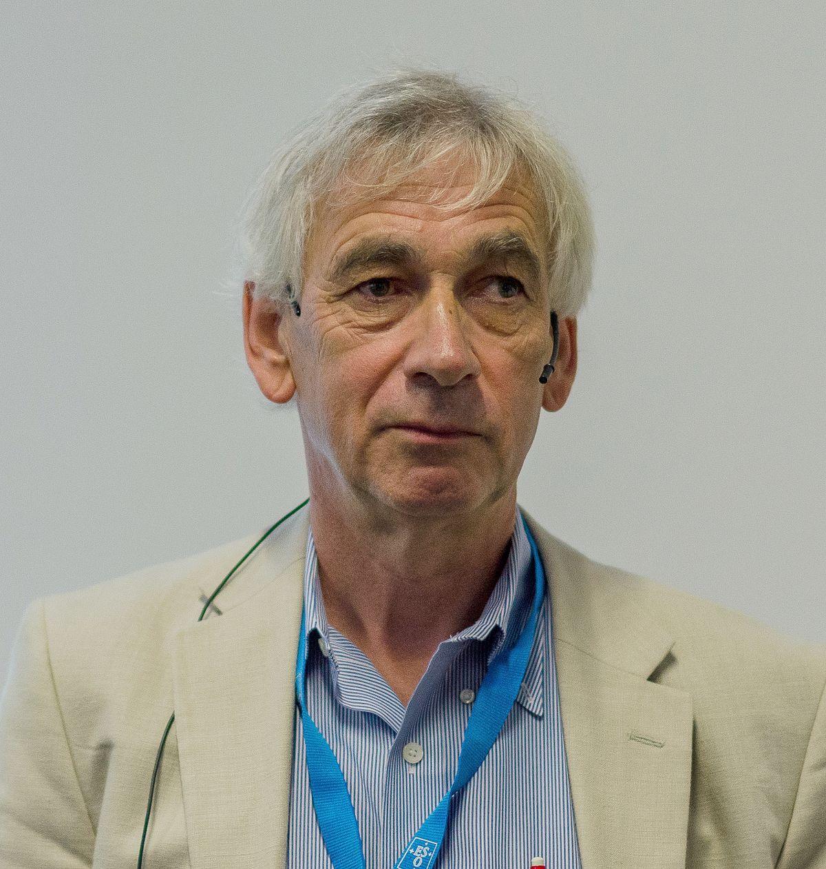 Richard Ellis Astronome Wikip 233 Dia