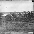 Richmond, Va. Guns and ruined buildings near the Tredegar Iron Works LOC cwpb.02687.jpg
