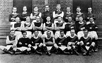 Richmond Football Club - Richmond team that won its first VFL premiership in 1920