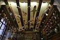 Ricostruzione in scala della stanza delle meraviglie di francesco calzolari, pubblicata nel musaeum caceolariur a verona nel 1622, 05 soffitto.jpg