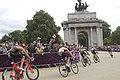 Riding towards Wellington Arch (7741366444).jpg