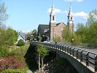 Rigaud, Quebec Municipality in Quebec, Canada