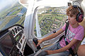 Right turn over Culemborg, Holland (10654333876).jpg