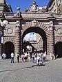 Riksgatan Helgeandsholmen Stockholm scalleja flickr.jpg