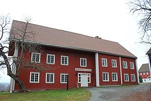 Jonas Danilssønn Ramus - Former Norderhov Rectory now Ringerikes Museum