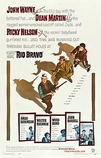 <i>Rio Bravo</i> (film) 1959 American Western film directed by Howard Hawks