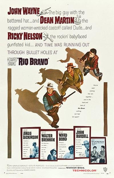 Picture of a movie: Rio Bravo