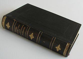 Albrecht Ritschl - The first volume of Ritschl's Christliche Lehre von der Rechtfertigung und Versöhnung.