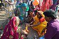 Ritual - Chhath Puja Ceremony - Grand Foreshore Road - Howrah 2013-11-09 4179.JPG