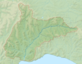 River Axe (Lyme Bay) map.png
